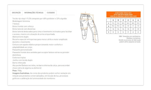 tatica militar calça