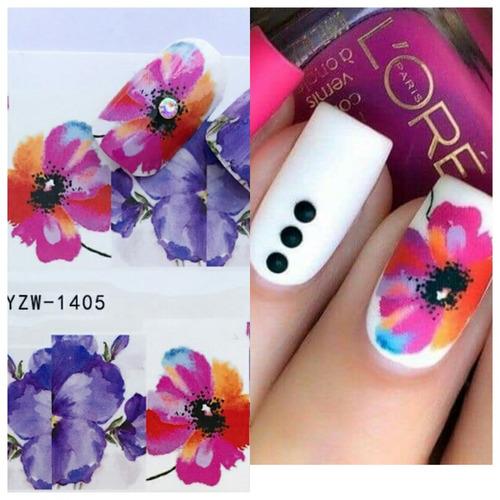 tatto (5 pieza)decorar uñas,envio incluido