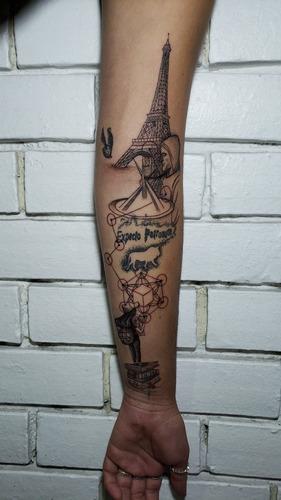 tattooo thais