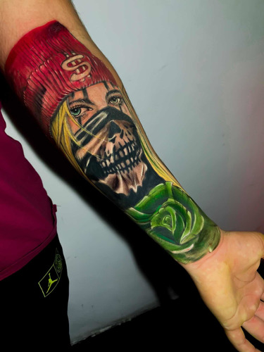 tatuadora valéria correia