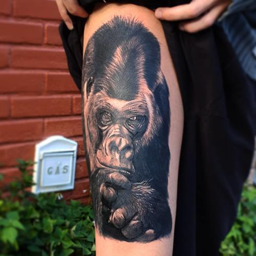 tatuagem realistas
