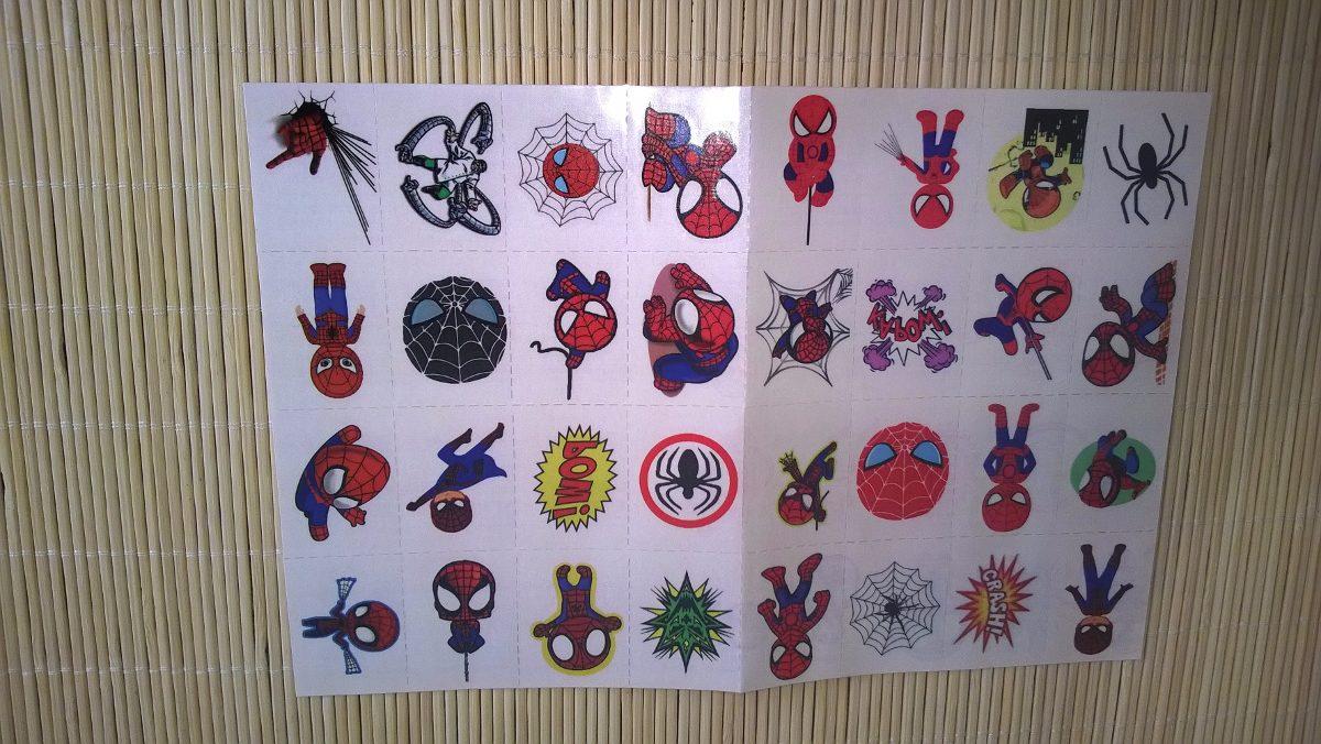 Como Escolher Tatuagem Homem tatuagem temporária - homem aranha