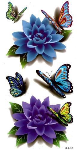 tatuagem temporária * kit * fake tattoo - frete grátis r:528