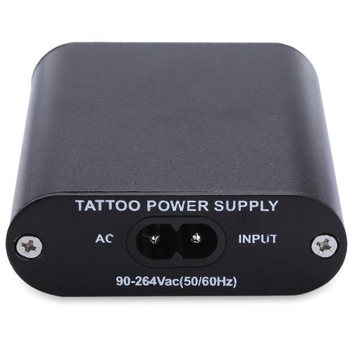 tatuaje pedal de ametralladoras rotativas para principiantes