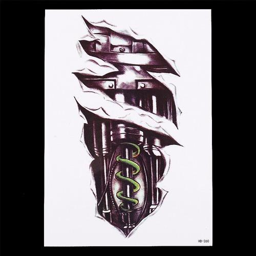 tatuaje temporal brazo antebrazo modelos exclusivos ho aym