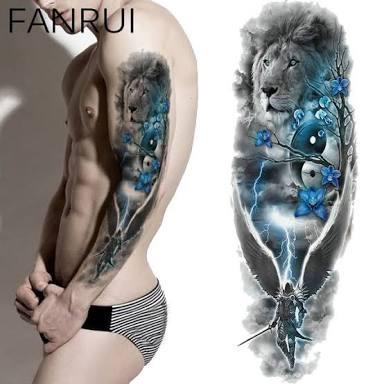 Tatuajes Para Brazo Entero