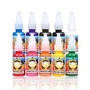 Tintas Para Tatuar, Immortal Tattoo Ink 0,5 Oz 7 Colores