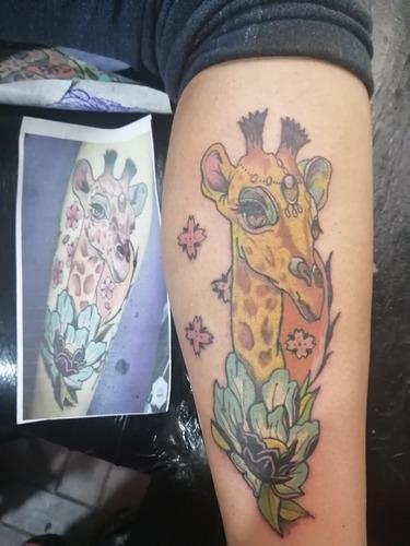 tatuajes en bogota a domicilio