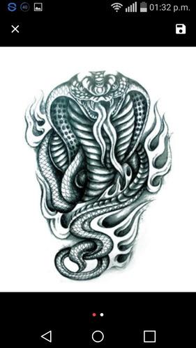 tatuajes increibles temporales!!!!!