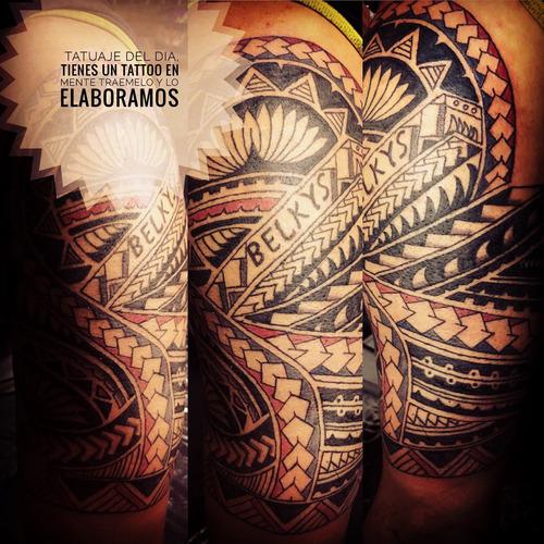 tatuajes tatto los teques tatuar tatuaje