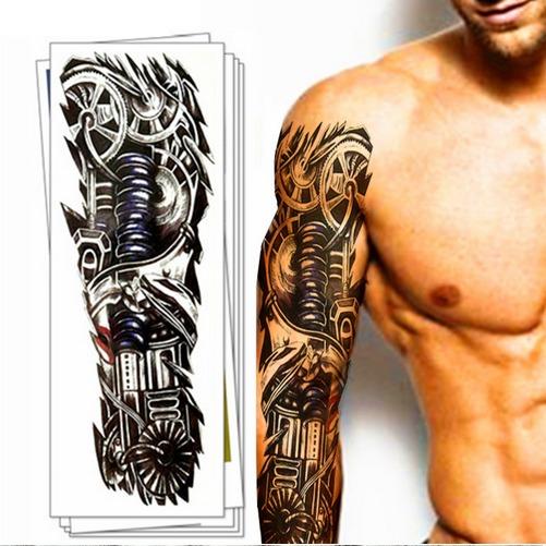 Tatuaje De Brazo Para Hombres Tatuajes Para Hombres Todo Brazo