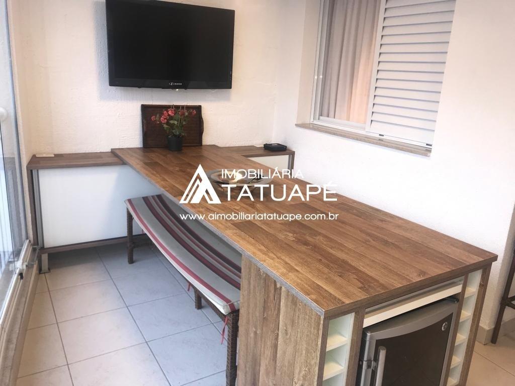 tatuapé condominium club - rua antonio de lucena 155 - ap000163 - 34582211