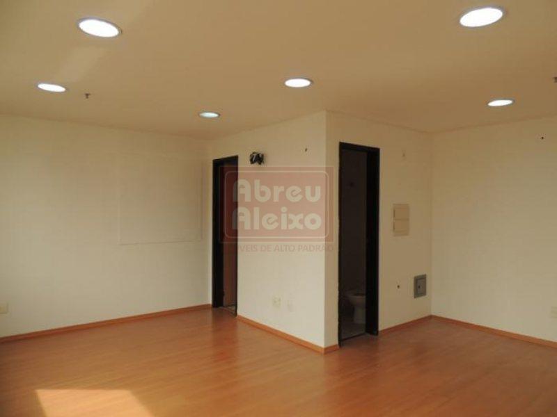 tatuapé - sala comercial com 32 m² úteis + 2 vagas - 614