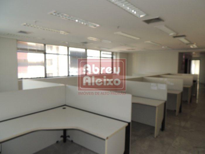 tatuapé - salas / andar  comercial com 450 m² úteis + 10 vagas - localização e infra estrutura excepcionais  ! - 816