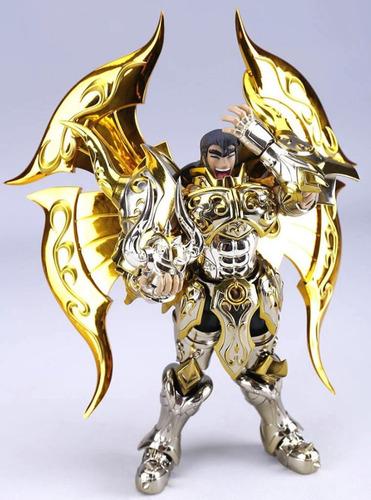 tauro ex aldebaran armadura divina saint seiya myth cloth