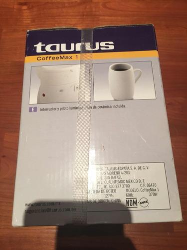 taurus coffeemax 1