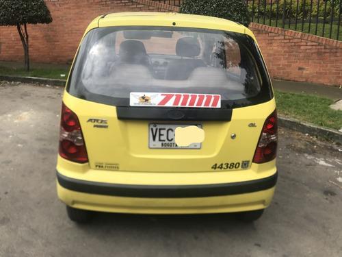 taxi atos 2007 revision 7-jun-2020 listo trabajar
