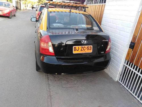 taxi basico hyundai accent