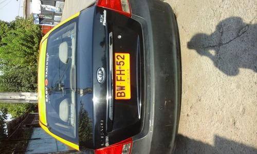 taxi basico kia cerato año 2009