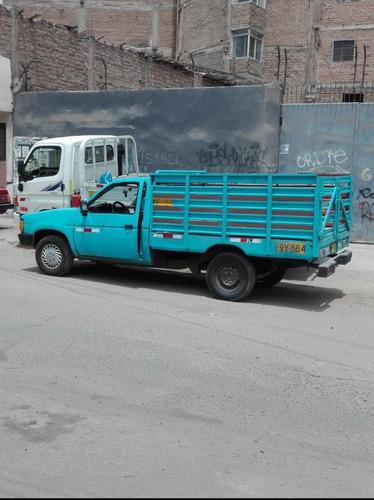 taxi carga - mudanzas y eliminación de desmonte malezas bara