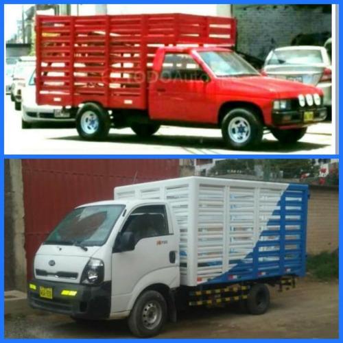 taxi carga mudanzas y eliminación desmonte precio accesibles