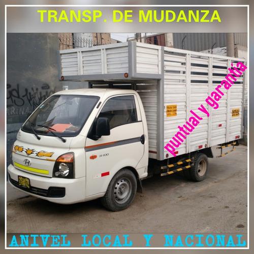 taxi carga; mudanzas y eliminación desmonte precios a tratar