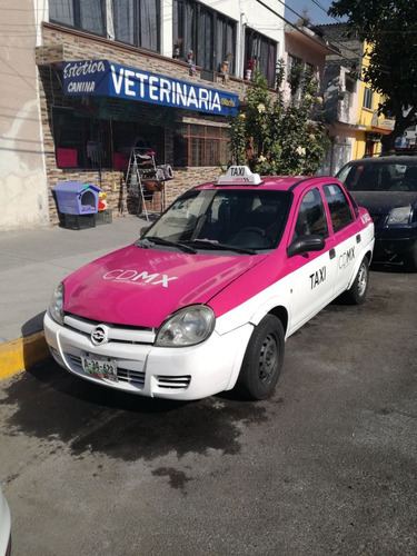 taxi chevrolet chevy 1.6 monza sedan mt