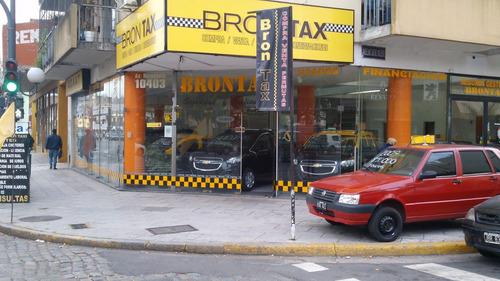 taxi chevrolet prisma ls okm brontax