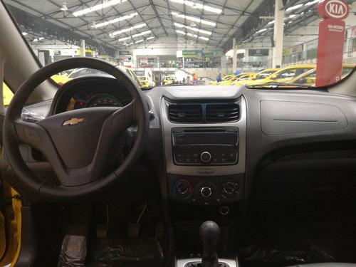 taxi chevrolet sail sedán 2020