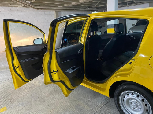 taxi chevrolet sailt 2017 - ganga