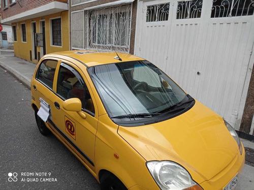 taxi chevrolet spark con cupo