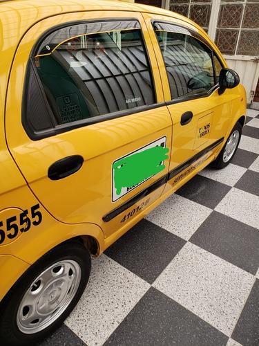 taxi chevrolet spark modelo 2008
