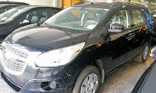 taxi chevrolet spin full