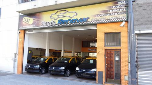 taxi chevrolet spin lt ml 2017 okm.entrg ya taxis licencias