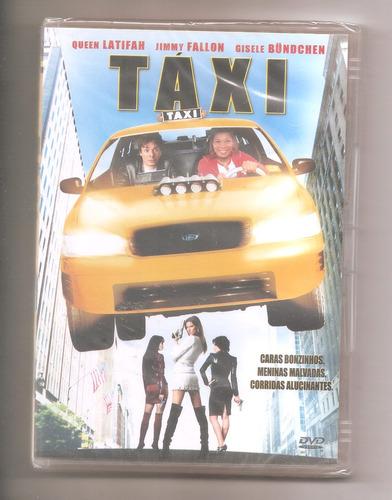 taxi com gisele bündchen dvd lacrado