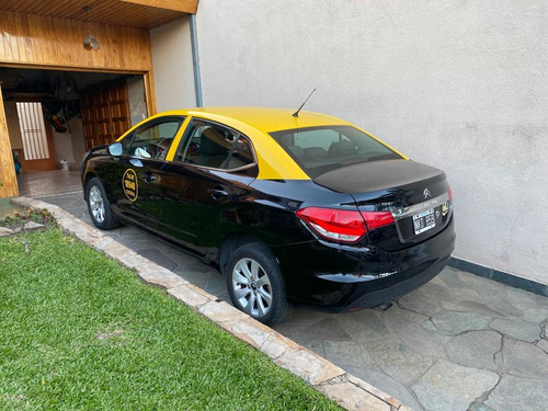 taxi con licencia citroen c4 lounge