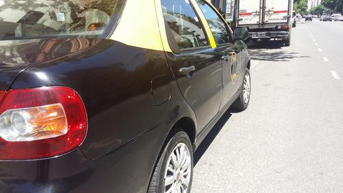taxi con licencia fiat siena 1.4 fire modelo 2013