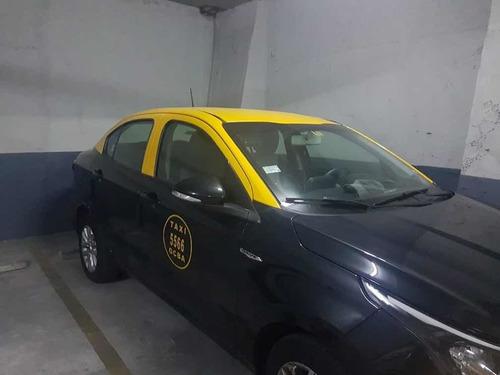 taxi con licencia impecable estado fiat cronos mt 1.3