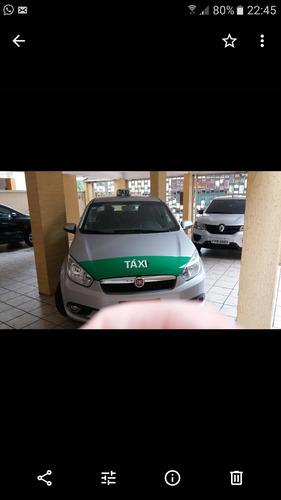 táxi  de santos