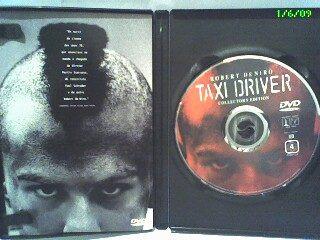 taxi driver - edição de colecionador