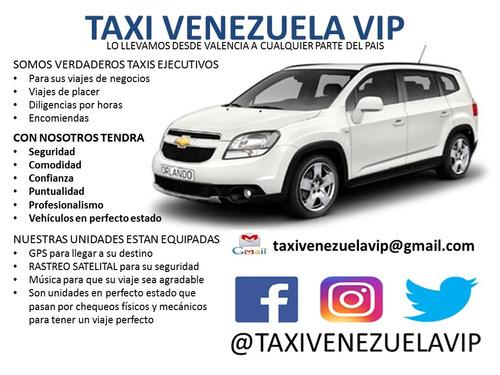 taxi ejecutivo aeropuerto puerto cabello maiquetia valencia