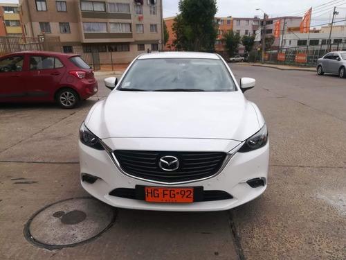 taxi ejecvalparaíso  mazda 6  2018
