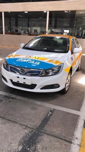 taxi eléctrico byd e5 2020 (como nuevo)