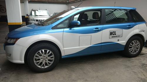 taxi electrico - no pico & placa - full equipo