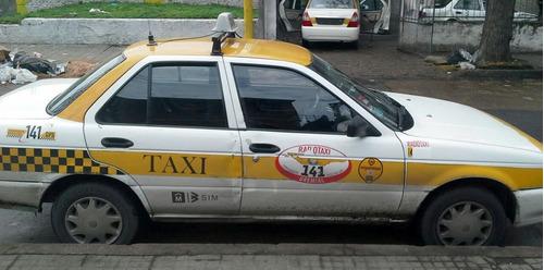 taxi excelente oportunidad