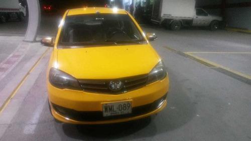 taxi faw modelo 2015 papeles al dia
