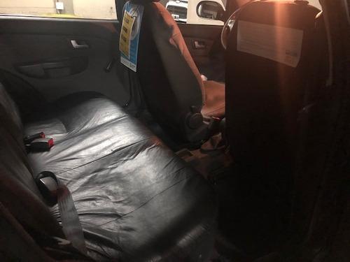 taxi fiat siena 1.4 el con licencia pack seguridad 2014