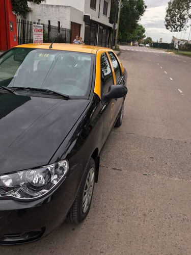 taxi fiat siena 1.4 fire con gnc y licencia