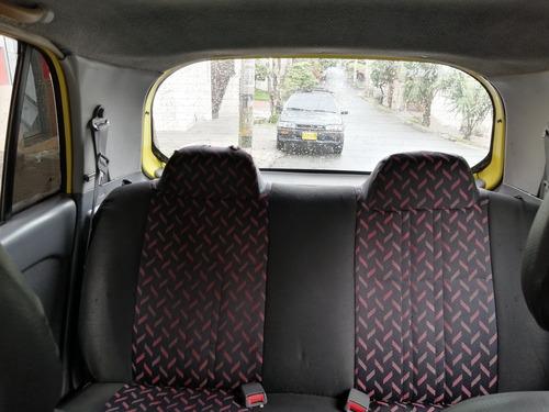taxi hiundai atos 2007