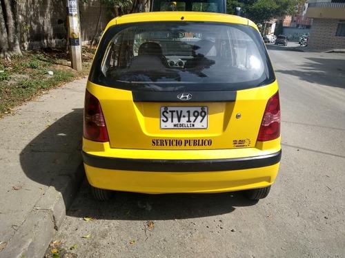 taxi hundai atos 2012